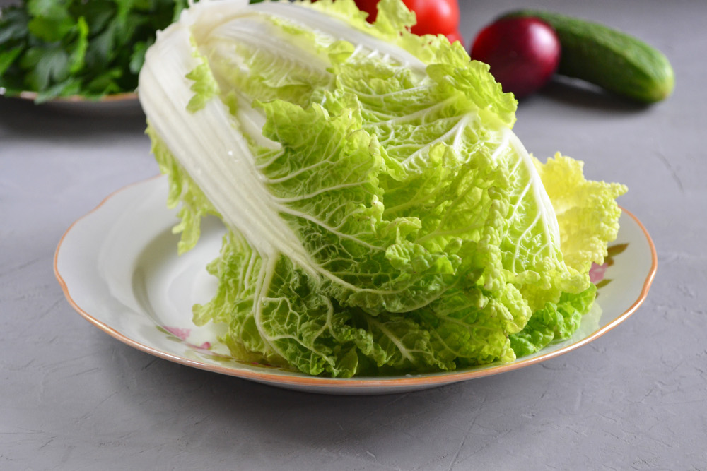 Как похудеть на салатах из капусты